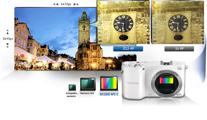 Samsung NX1000 hibrīd-fotokamera