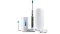 Uzlabota tīrīšana ar Philips Sonicare FlexCare elektrisko zobu birsti!