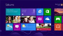 Jaunais Windows 8 ir klāt