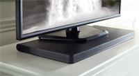 Jaunā neticami plānā LG Sound Plate audio sistēma.