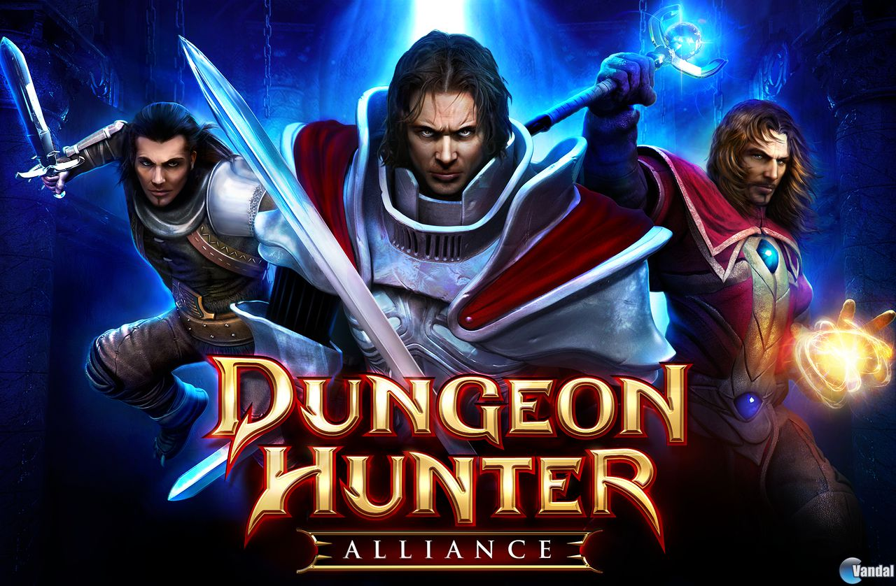 Dungeon hunter alliance porn hentai tube